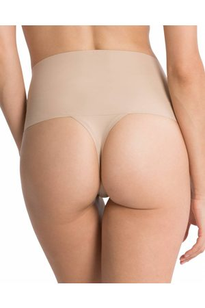 Spanx Thong Undie-Tectable | Soft Nude