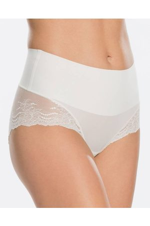 Spanx Hi-Hipster Undie-Tectable Lace | White