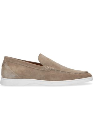 Sacha Heren Loafers - Suède loafers