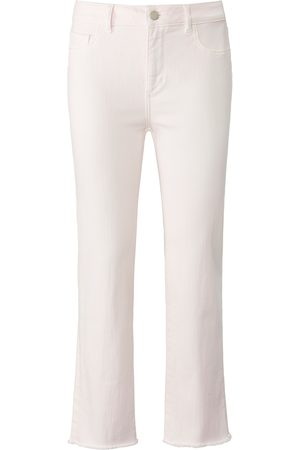DL1961 Dames Straight - 7/8-jeans Daydream model Mara Straight Mid Rise Van