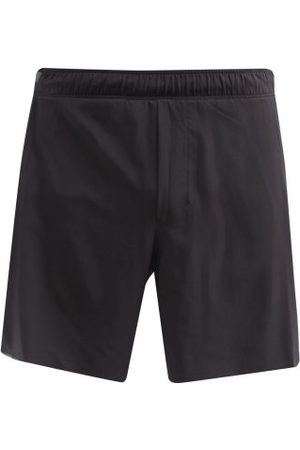 "Lululemon Surge 6"" Lined Running Shorts - Mens - Black"