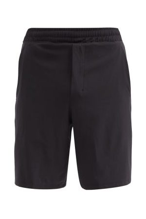 "Lululemon Heren Shorts - Pace Breaker 9"" Lined Shorts - Mens - Black"