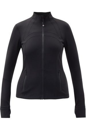 Lululemon Define Panelled Performance Jacket - Womens - Black