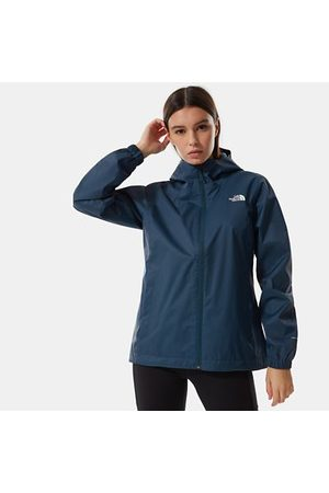 The North Face The North Face Quest-jas Met Capuchon Voor Dames Monterey Blue Größe L Dame