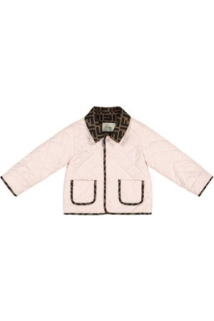 Fendi Baby quilted jacket