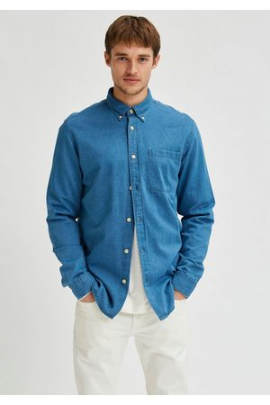 Selected Jeansoverhemd »REGRICK-DENIM SHIRT«