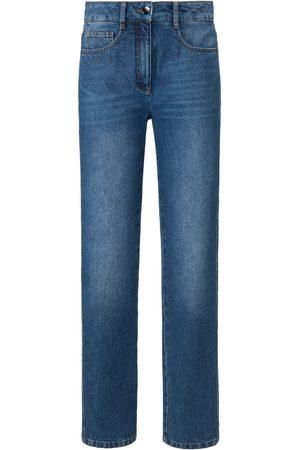 Mybc Dames Jeans - Jeans van 100% katoen in 5-pocketsmodel Van
