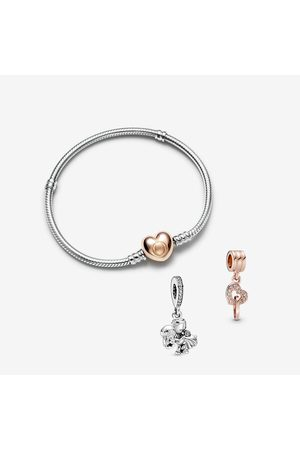 PANDORA Dames Armbanden - Just married Cadeauset, B820016