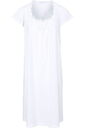 Hutschreuther Dames Nachthemden & Jurkjes - Nachthemd met korte mouwen Van
