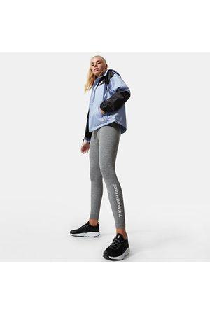 The North Face The North Face Zumu-legging Voor Dames Tnf Medium Grey Heather Größe L Normaal Dame