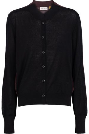 Moncler Genius 2 MONCLER 1952 cashmere and cotton-blend cardigan