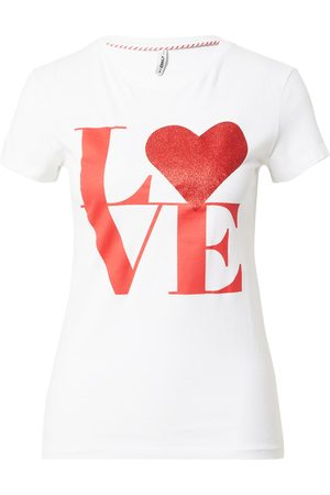 ONLY Shirt 'LOVE LIFE