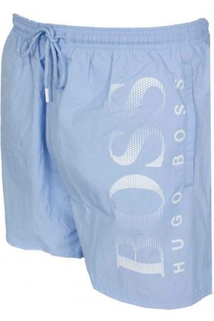 HUGO BOSS Heren Zwembroeken - Octopus zwemshort blue
