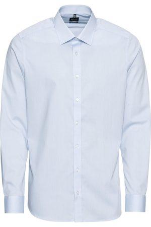 OLYMP Heren Zakelijk - Zakelijk overhemd 'Level 5 Chambray