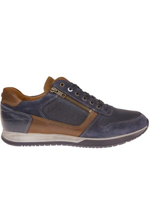 Australian Footwear Heren Sneakers - Browning Leather wijdte H
