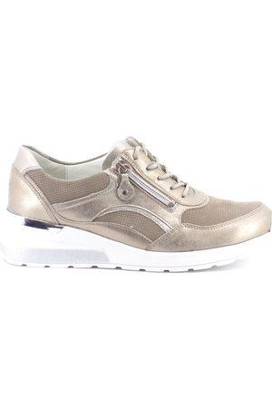 Waldläufer Dames Sneakers - Waldläufer 939011 Wijdte H