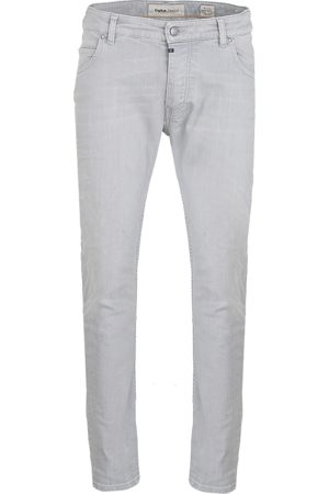 Tigha Heren Tapered - Heren Jeans Billy the kid 99103 stone wash (vintage white)