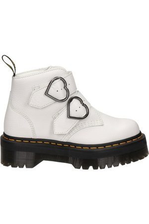 Dr. Martens Dames Laarzen - Devon Heart rits- & gesloten boots