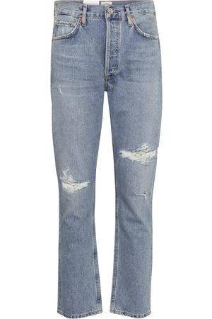 Citizens of Humanity Charlotte high-rise slim jeans