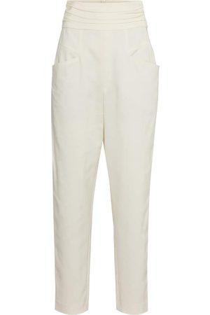 Isabel Marant Stoda high-rise tapered pants