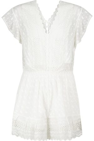 Isabel Marant, Étoile Tadeo cotton playsuit