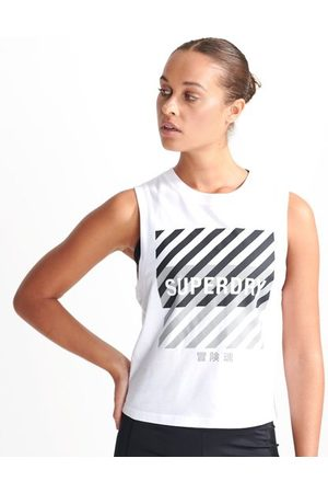 Superdry Sport Training Core Sport tanktop