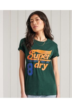 Superdry Dames Shirts - Collegiate Cali State T-shirt