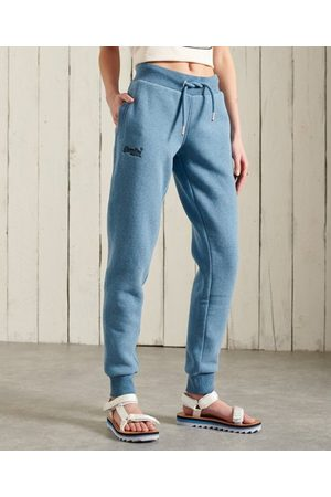 Superdry Dames Joggingbroeken - Klassieke Orange Label joggingbroek