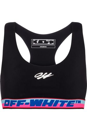 OFF-WHITE Logo sports bra
