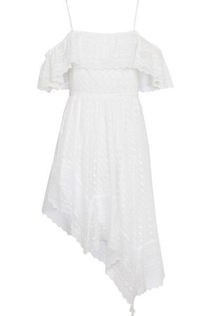 Isabel Marant Timoria cotton broderie anglaise dress