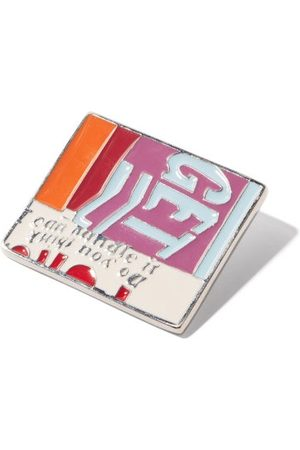 Chloé Dames Sieraden - Get Lacquered Pin - Womens - Pink Multi