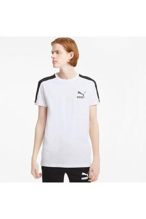 PUMA Iconic T7 T-shirt heren, , Maat L |