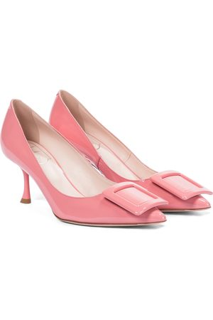 Roger Vivier Dames Pumps - Viv' In The City 65 patent leather pumps