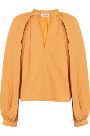 Jil Sander Cotton blouse