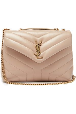 Saint Laurent Dames Schoudertassen - Loulou Small Quilted Leather Shoulder Bag - Womens