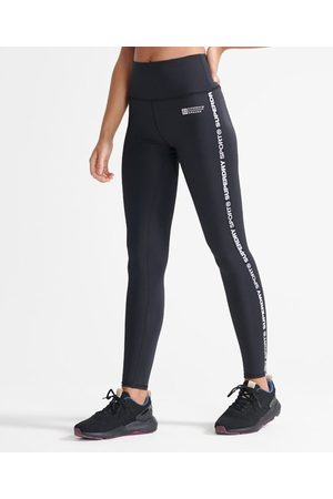 Superdry Dames Leggings - Sport Taped Core legging