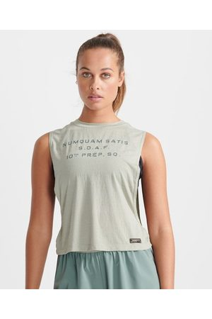 Superdry Dames Tops - Sport Korte Training Bootcamp tanktop