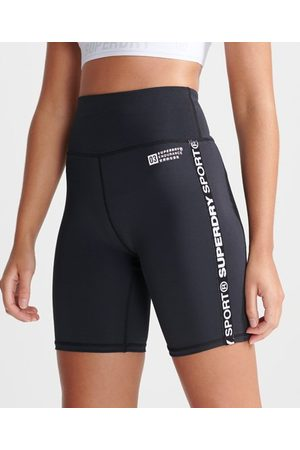 Superdry Sport Gymtech Taped Core Tight short