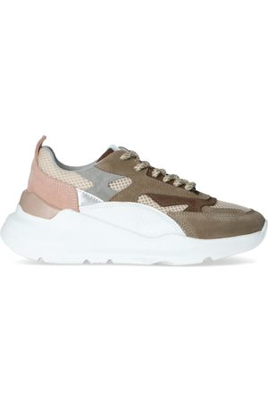 Sacha Taupe suède dad sneakers