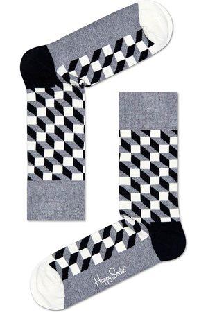 Happy Socks Dames Sokken & Kousen - Sokken Socks Filled Optic 36-40
