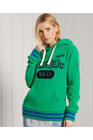 Superdry Dames Truien - Collegiate Athletic Union hoodie