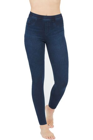 Spanx Leggings Denim Jeanish Legging