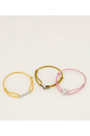 My Jewellery Armbanden Spread the love set Zilverkleurig