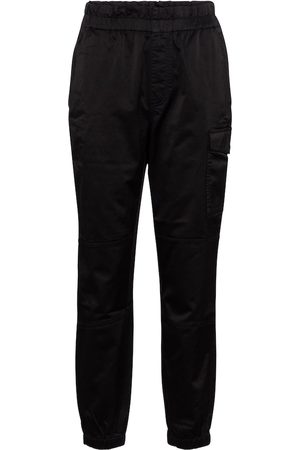 J Brand Piper high-rise cotton-blend pants