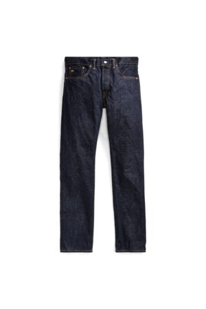 RRL Slim Fit Selvedge Jeans