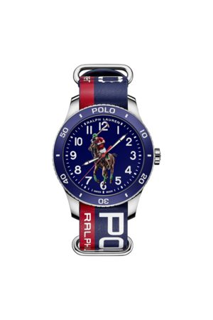 Polo Ralph Lauren Polo Sport Watch Blue Dial