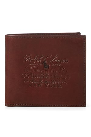 Polo Ralph Lauren Heritage Full-Grain Wallet