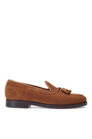 Polo Ralph Lauren Booth Suede Loafer