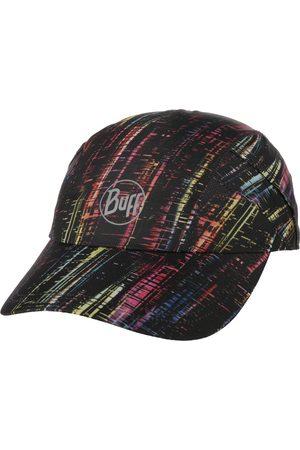 Buff Pro Run Pattern Wira Black Cap by