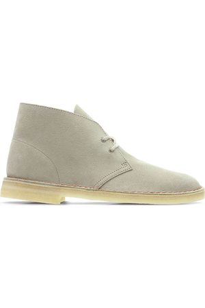 Clarks Heren Veterlaarzen - Desert boots Desert Boot Suede Men